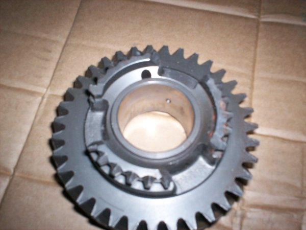 Photo of the Esprit 2nd gear lotus spare part