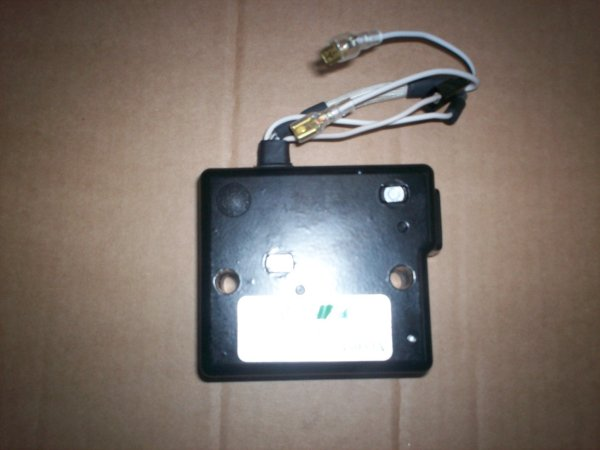 Photo of the Lucas amp ignition unit lotus spare part
