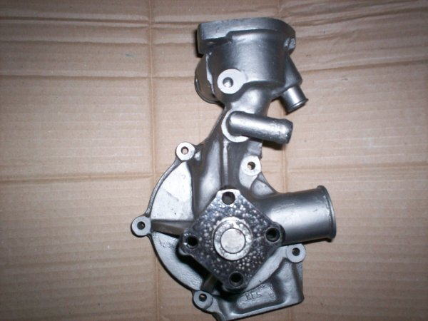 Photo of the Esprit re-conditioned water pump (exchange) all types lotus spare part