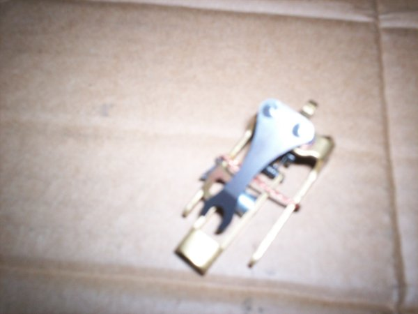 Photo of the Esprit n/a fuel pump points lotus spare part