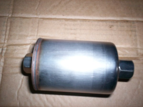 Photo of the Esprit fuel filter (injected cars) lotus spare part