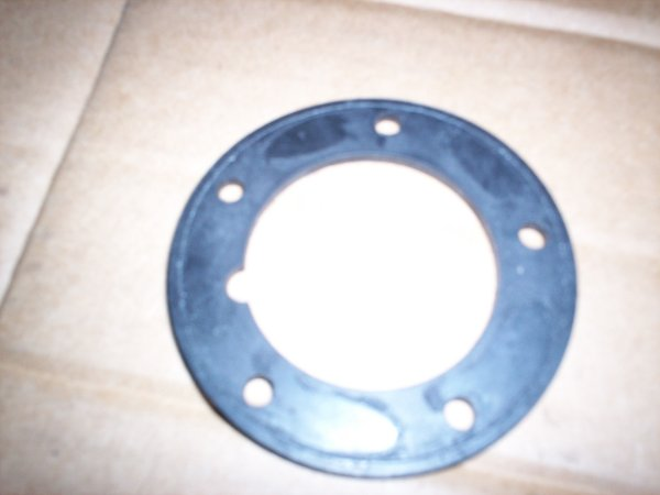 Photo of the Esprit fuel tank sender gasket lotus spare part