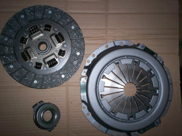 Photo of the Esprit Complete clutch uprated 30% X180, SE, S4, GT3 lotus spare part
